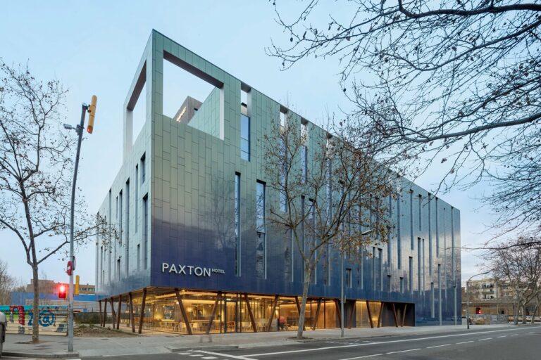 hotel paxton
