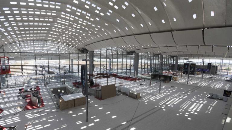 estación TGV montpellier